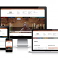 Michaelis website responsive showcase
